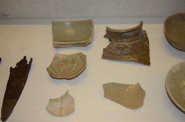 斯里兰卡国家博物馆展厅-宋元瓷器-1.jpg
